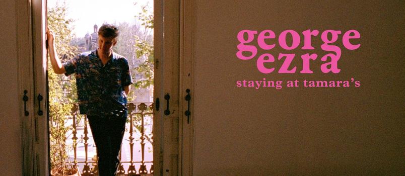 """George Ezra: in radio da venerdì 6 luglio """"Shotgun"""", il nuovo singolo"""