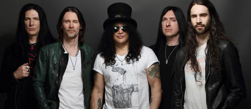 "Slash ft. Myles Kennedy & The Conspirators: il 21 settembre esce il nuovo album ""Living The Dream"""