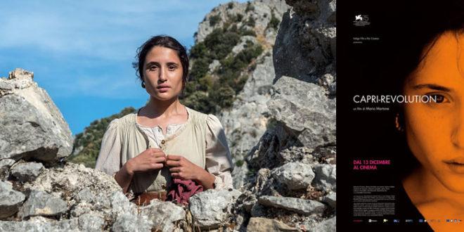 """""""Capri-Revolution"""" di Mario Martone, dal 13 dicembre al cinema"""