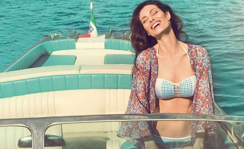 Marica Pellegrinelli: la moglie di Ramazzotti mette a nudo la sua bellezza