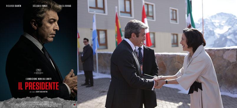 """""""Il Presidente"""" di Santiago Mitre, dal 31 ottobre al cinema"""