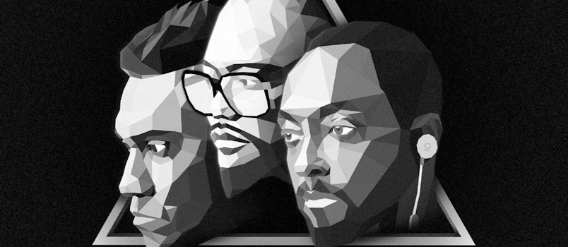 "The Black Eyed Peas: dal 9 novembre in radio con ""Dopeness"""