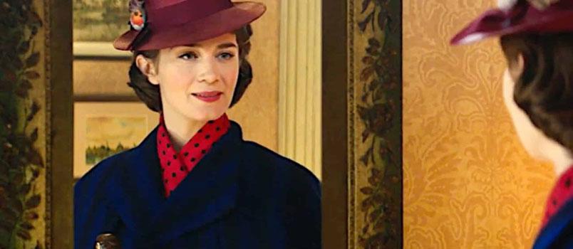 Il Ritorno di Mary Poppins: il sequel di uno dei più celebri film della Disney, al cinema