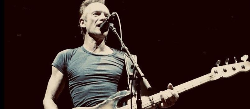 Sting live in Italia: Lucca Summer Festival e Arena Live di Padova