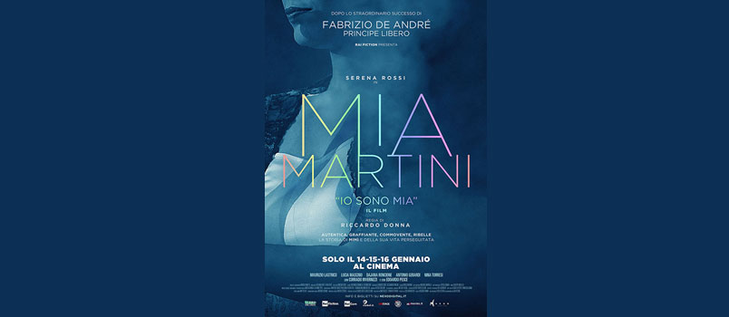 Mia Martini – Io sono Mia: al cinema dal 14 al 16 gennaio