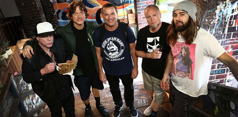 Ugly Kid Joe: grande ritorno in Italia per una data a giugno