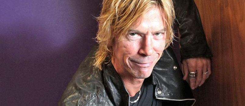 Duff McKagan live alla Santeria Social Club di Milano
