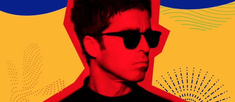 Noel Gallagher's High Flying Birds al Concerto del Primo Maggio 2019 a Roma