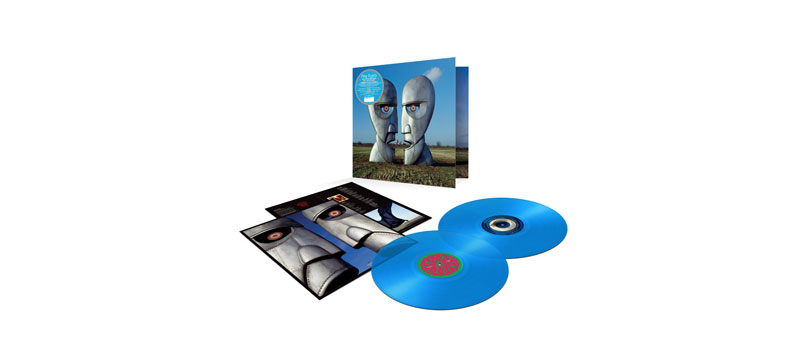"""Pink Floyd. Il 7 giugno esce """"The Division Bell 25th Anniversary Limited Edition Blue Vinyl"""""""