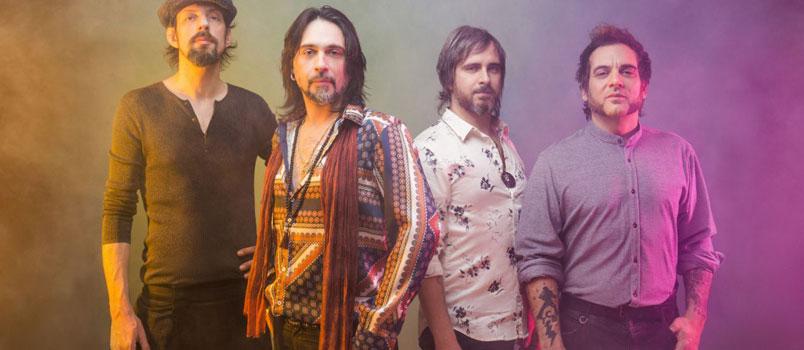 Le Vibrazioni: prosegue il tour estivo della band in tutta Italia