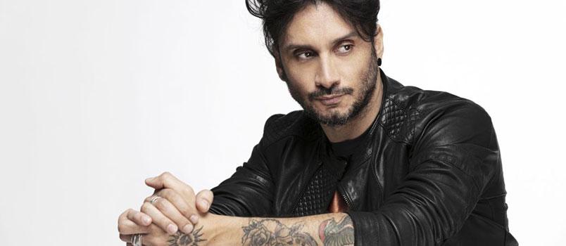 """Fabrizio Moro: dal 30 agosto in radio il nuovo singolo """"Per me"""""""