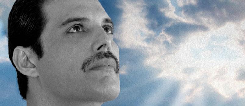 """Freddie Mercury: pubblicata la versione inedita di """"Time Waits For No One"""""""