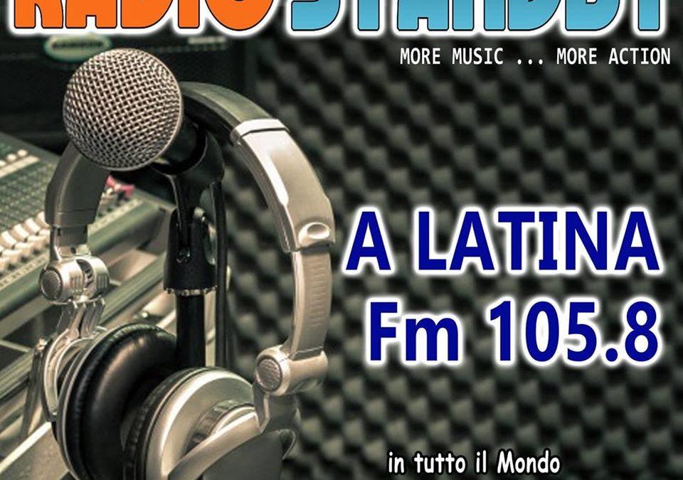 Radio StandBy – Latina FM 105.8