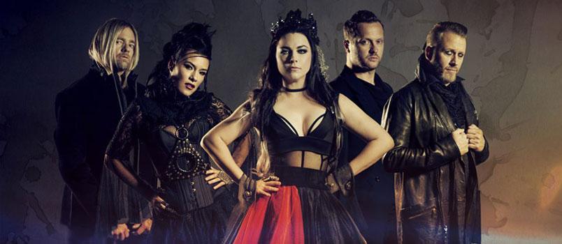 Evanescence in concerto il 2 settembre all'Arena di Verona