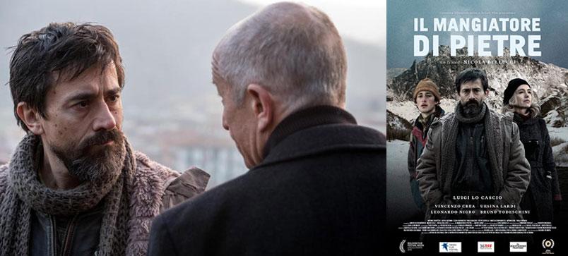 """""""Il mangiatore di pietre"""" di Nicola Bellucci con Luigi Lo Cascio"""
