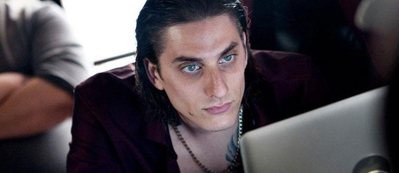 Luca Marinelli diventa Diabolik nei cinema