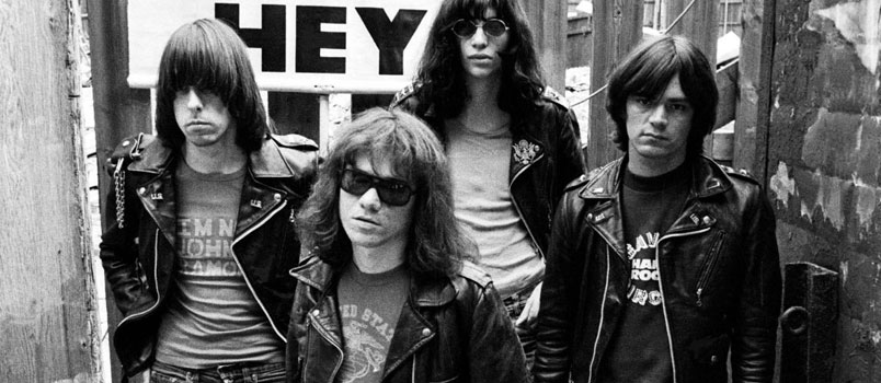 """Ramones. Esce il 20 settembre """"It's Alive: 40th anniversary deluxe edition"""""""