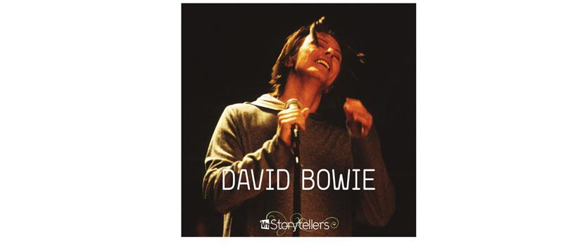 """David Bowie. Dal 11 ottobre arriva """"VH1 Storytellers"""" su doppio vinile in edizione limitata"""