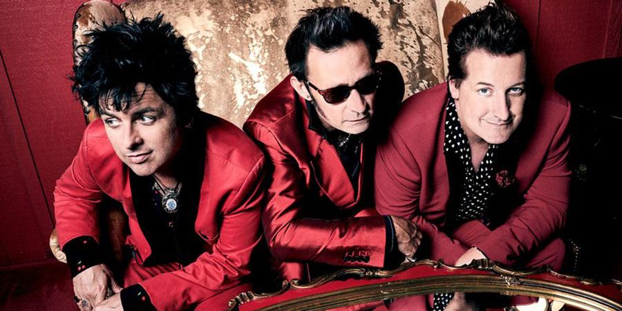 Green Day in concerto in Italia il 10 giugno 2020