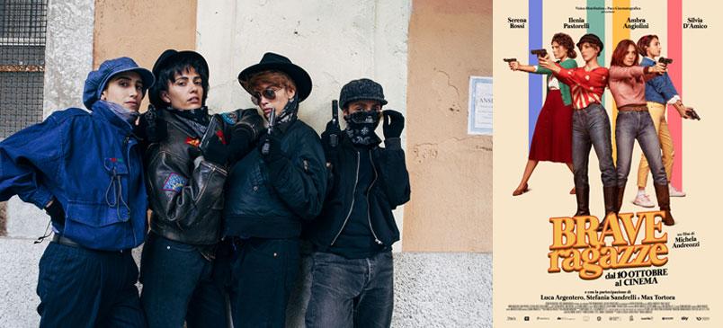 """""""Brave Ragazze"""" di Michela Andreozzi: ecco il trailer"""