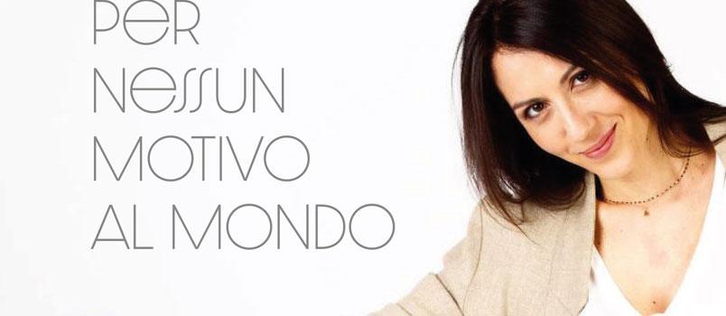 """""""Per nessun motivo al mondo"""" il nuovo singolo di Alessandra Nicita"""