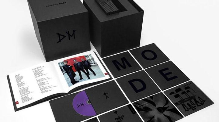 Depeche Mode: in arrivo due nuovi cofanetti
