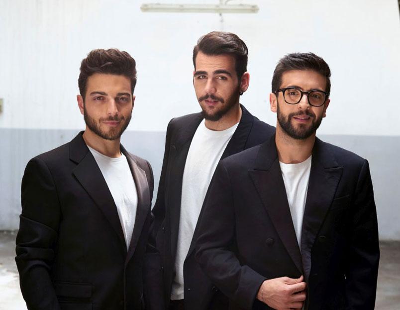 Il Volo: nuovi concerti in Italia