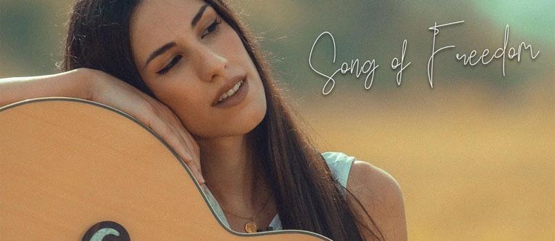 """Paola Di Leo: in radio """"Song of Freedom"""", il nuovo singolo"""