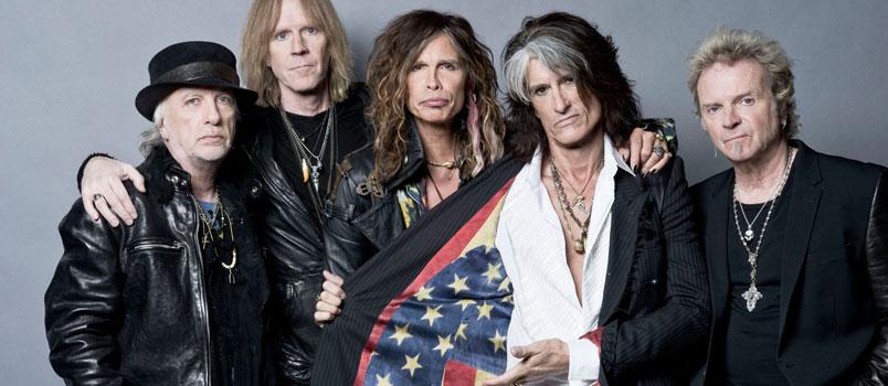 Aerosmith: 'Probabilmente faremo un tour di addio nel 2017'