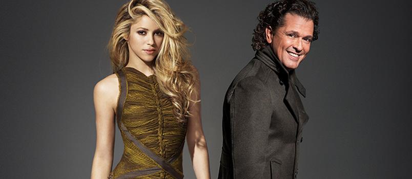 Carlos Vives e Shakira con 'La Bicicleta', il nuovo singolo da oggi in radio