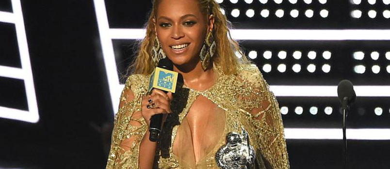 Beyoncé regina assoluta degli MTV Video Music Awards 2016