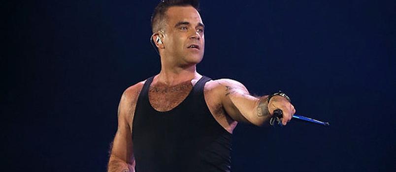 Robbie Williams: il 4 novembre esce il nuovo album