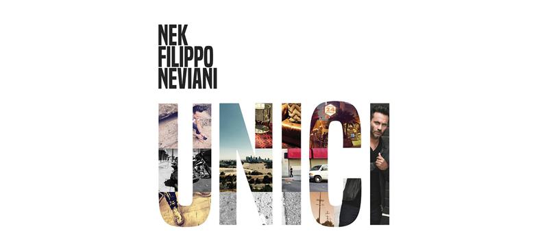 Nek: il 14 ottobre esce il nuovo album. Ecco il video di 'Unici'