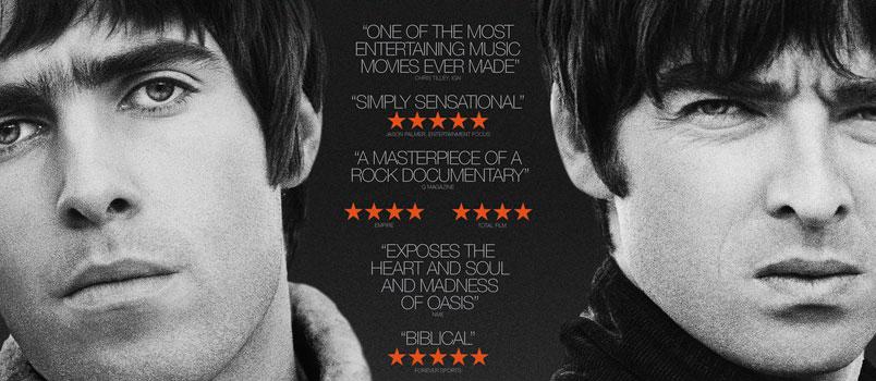 Oasis: Supersonic, la storia della band dal 7 al 9 novembre al cinema