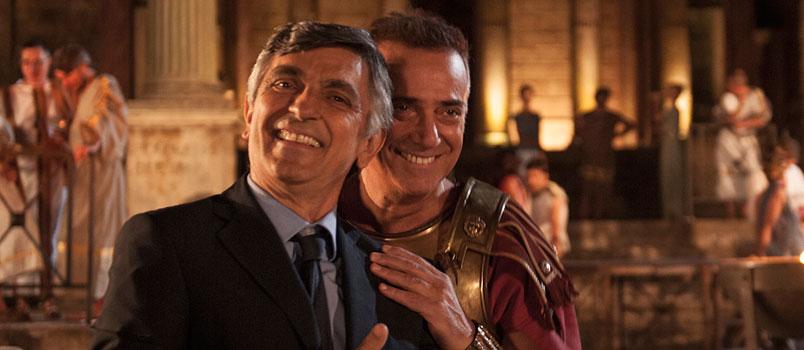 Non Si Ruba In Casa Dei Ladri: la nuova commedia di Carlo ed Enrico Vanzina