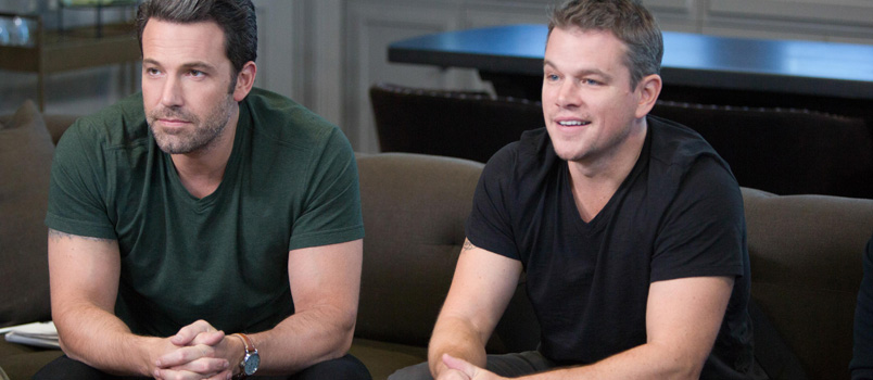 Project Greenlight: concorso per giovani talenti ideato da Matt Damon e Ben Affleck