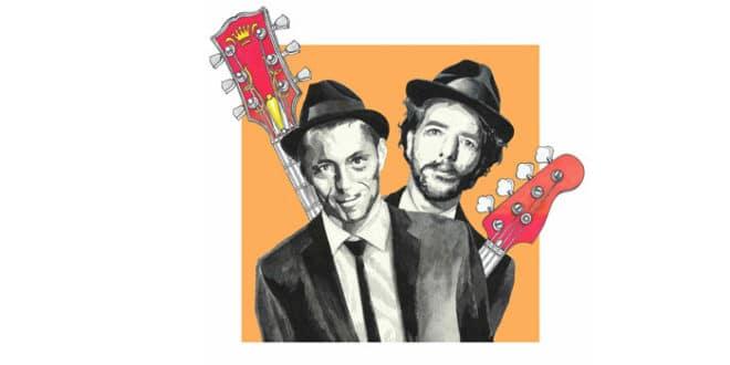 Alex Britti e Max Gazzè insieme per due concerti unici all' Auditorium Parco della Musica