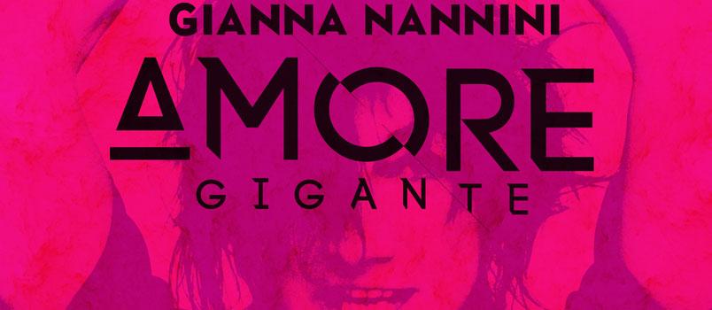 """Gianna Nannini: cinque colori esplosivi per la copertina del nuovo disco """"Amore Gigante"""""""