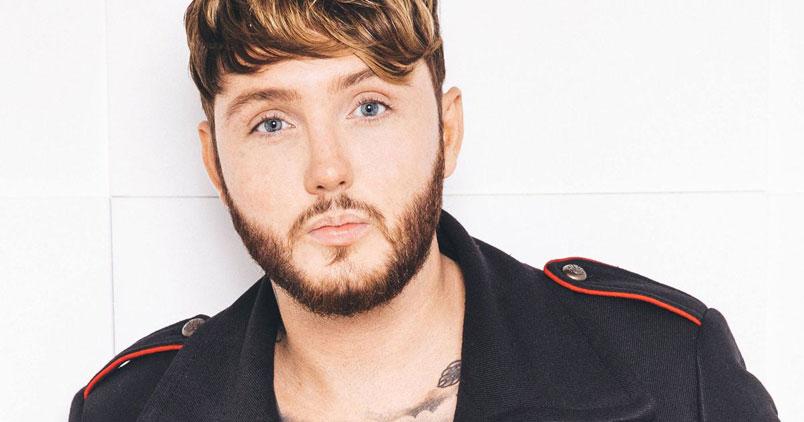 """""""Naked"""" il nuovo singolo del cantautore inglese James Arthur"""