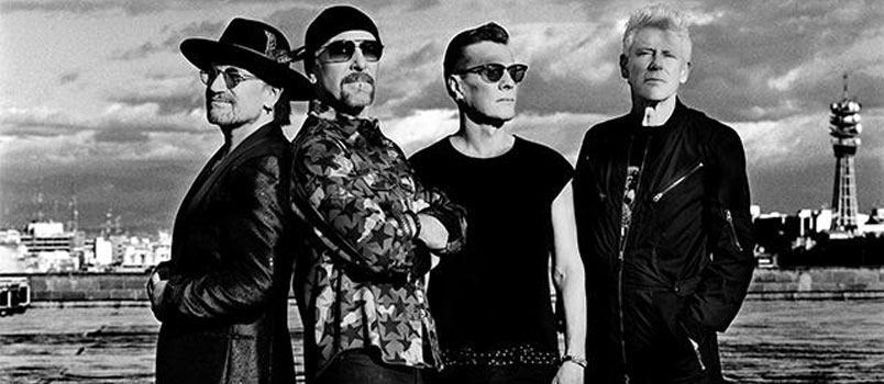 "U2: da venerdì in radio il nuovo singolo ""Love Is Bigger Than Anything In Its Way"""