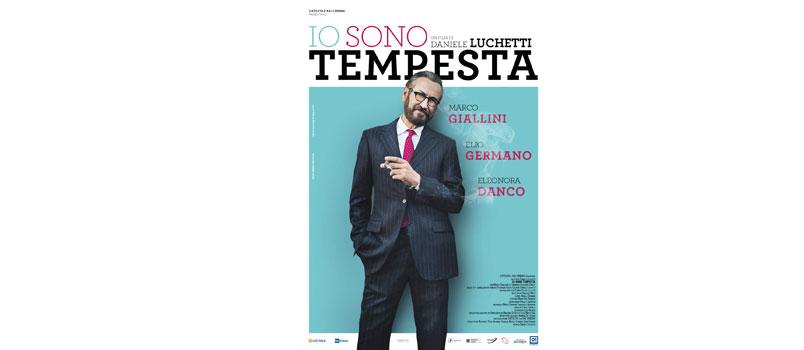 """""""Io sono tempesta"""" il nuovo film di Daniele Luchetti, dal 12 aprile al cinema"""