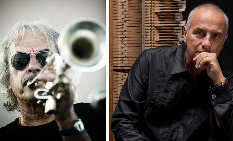 Enrico Rava e Danilo Rea: 4 concerti in Italia