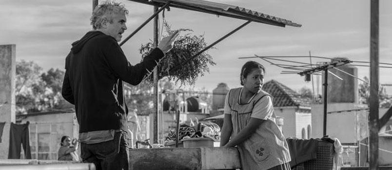 """""""Roma"""" di Alfonso Cuaron in concorso a Venezia"""