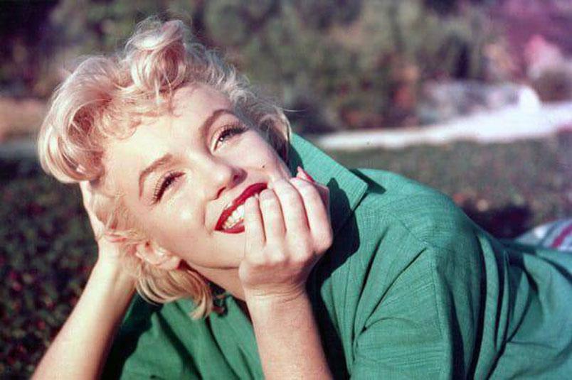 """Marilyn Monroe: ritrovata una scena di nudo tratta dal film """"Gli Spostati"""""""