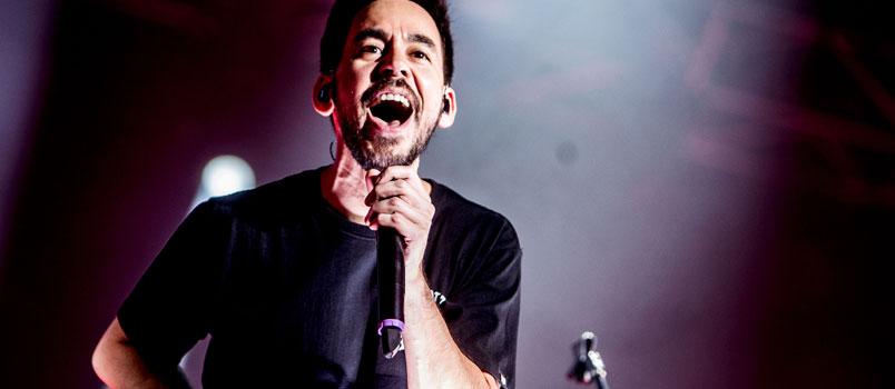 Mike Shinoda arriva in concerto in Italia
