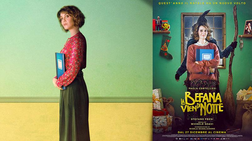 """""""La Befana vien di notte"""", dal 27 dicembre al cinema"""