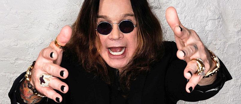 Ozzy Osbourne: il tour europeo e inglese posticipato per motivi di salute. La data italiana sarà riprogrammata