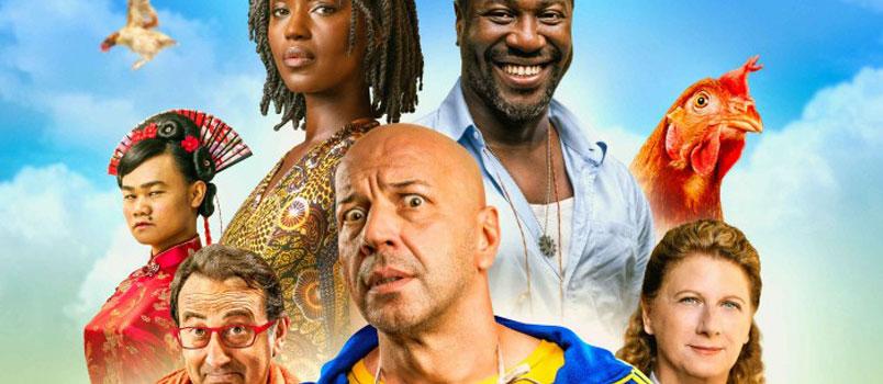 """""""Scappo a casa"""" con Aldo Baglio, al cinema dal 21 marzo"""