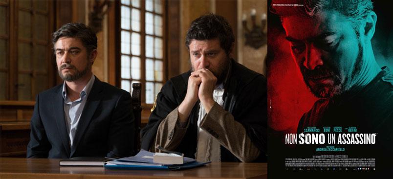 """""""Non sono un assassino"""" con Riccardo Scamarcio, dal 30 aprile al cinema"""