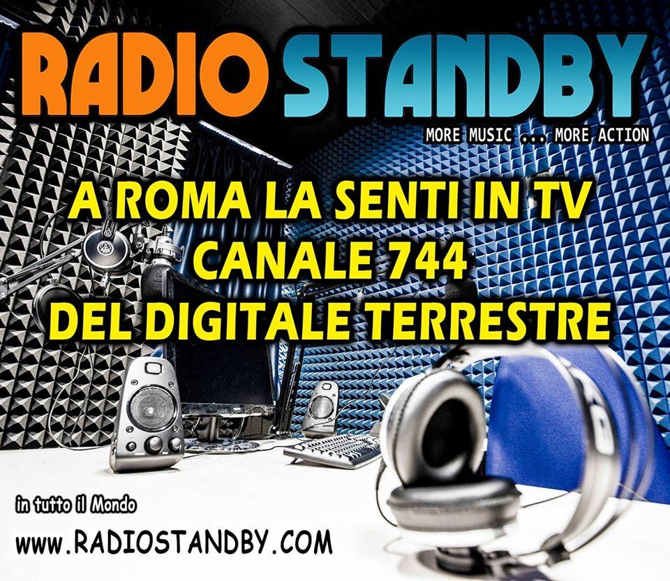 stand by la senti in tv